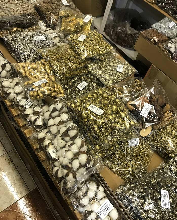 DIY alapanyagok - arany bűsölet